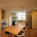 岐阜の家の写真 ダイニングキッチン