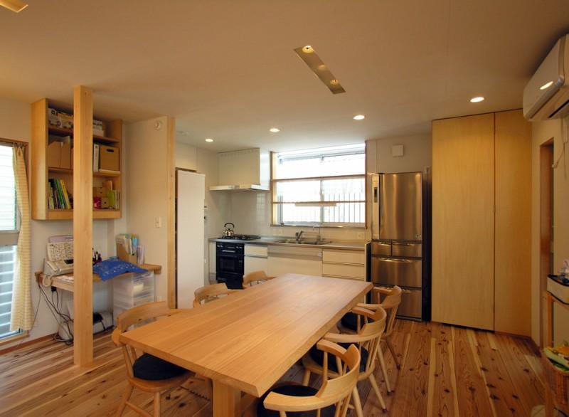 岐阜の家の部屋 ダイニングキッチン