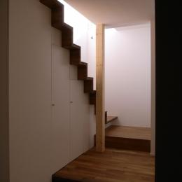 鎌倉T邸 -南北への眺望が得られる2階オープンLDK- (鎌倉T邸09)