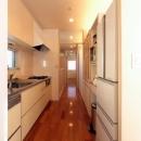 犬山の家の写真 機能的なキッチン