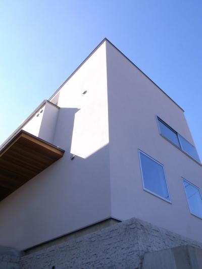 鎌倉T邸 -南北への眺望が得られる2階オープンLDK- (鎌倉T邸10)