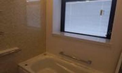 ユニットバス交換リフォーム (バスルーム)