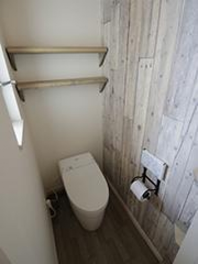 トイレ (トイレリフォーム)