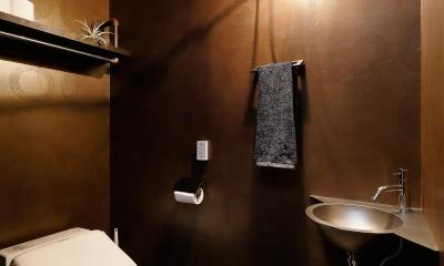 和歌山 戸建てリノベーション (トイレ)