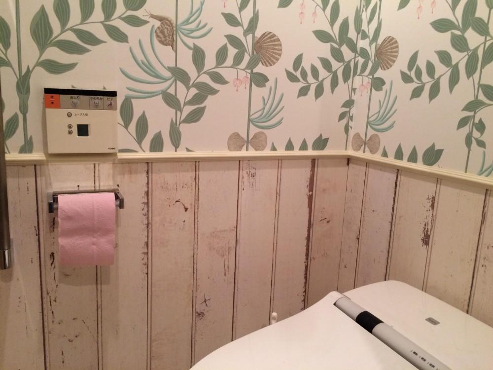 内装リフォーム (トイレ)