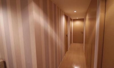 内装リフォーム (廊下)