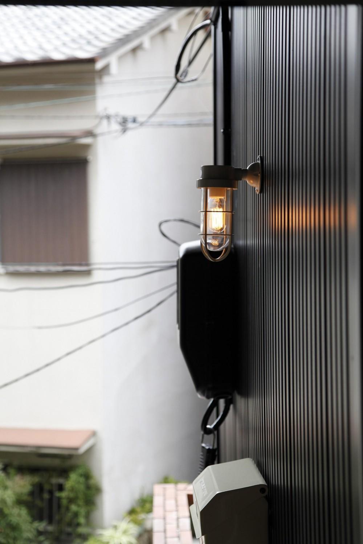大阪市阿倍野区 戸建てリノベーション (玄関)