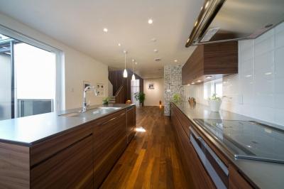 キッチン (sunny side)