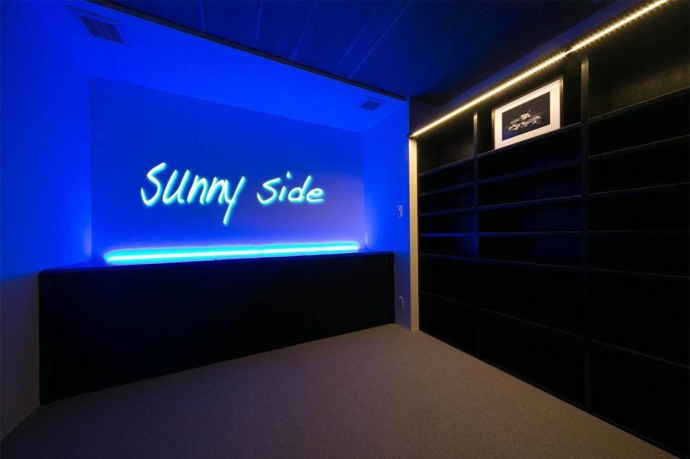 sunny side (スタジオ)