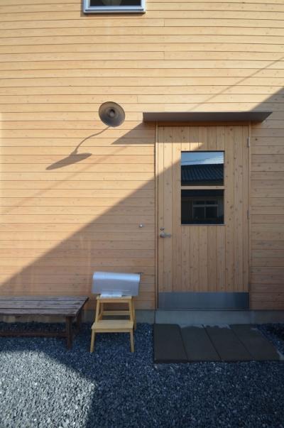 名古屋M邸-高窓のある吹抜け空間を中心としたかもめ食堂- (名古屋M邸03)