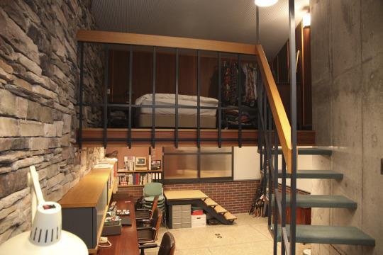 住居兼ワークスペースの写真 ベッドルーム