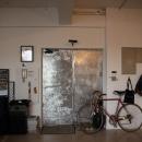 90平米のワンルームの写真 インパクトのある玄関