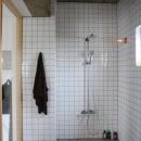 90平米のワンルームの写真 シャワールーム