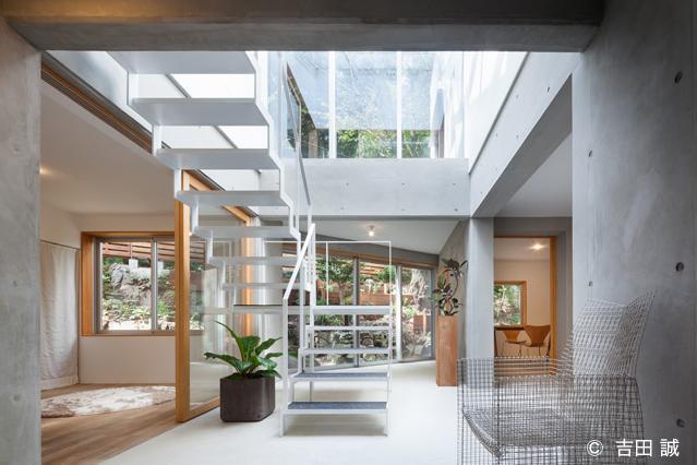 納谷建築設計事務所「三鷹井の頭戸建てリノベーションPJ」