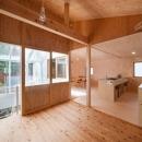 三鷹井の頭戸建てリノベーションPJの写真 2階にあるキッチン