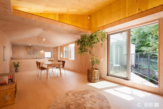 三鷹井の頭戸建てリノベーションPJの部屋 全体を眺める