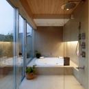 遠藤誠の住宅事例「深沢S邸-空間が連続し家族が繋がる立体回遊プラン-」