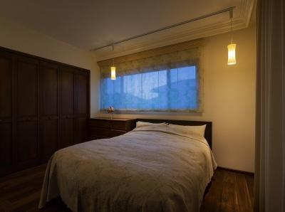 上大利の家 (寝室)