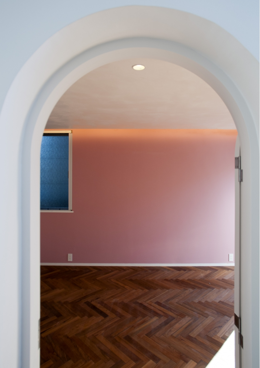 深沢S邸-空間が連続し家族が繋がる立体回遊プラン-の部屋 深沢S邸08