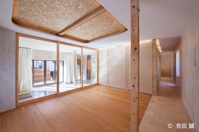 青葉区しらとり台戸建てリノベーションPJの部屋 くつろぎの空間