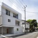 納谷建築設計事務所の住宅事例「東門前の二世帯住宅」