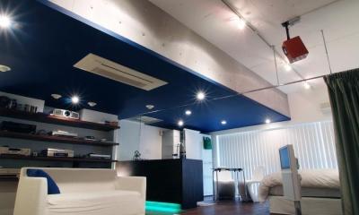NAUTILUS-ホームシアターのある夢の部屋