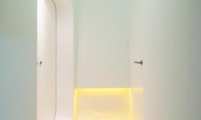 NAUTILUS-ホームシアターのある夢の部屋 (廊下)