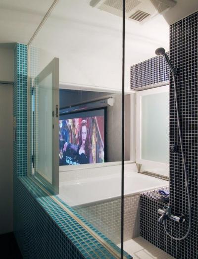 バスルーム (NAUTILUS-ホームシアターのある夢の部屋)