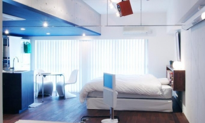 NAUTILUS-ホームシアターのある夢の部屋 (リビング)