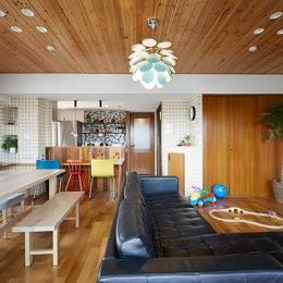 リノベーション・リフォーム会社 インテックスの住宅事例「悩んで見つけた私たちの家 ~中古マンションリノベーションでかなえた憧れの住まい~」