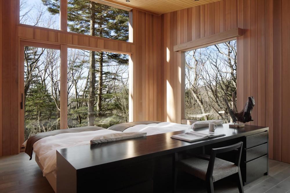 南吉ヶ沢山荘 (寝室3)