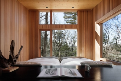 寝室4 (南吉ヶ沢山荘)