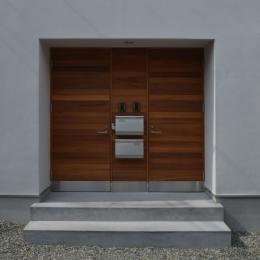 徳丸Y邸-高密度でもゆとりある庭を配した二世帯住宅- (徳丸Y邸03)