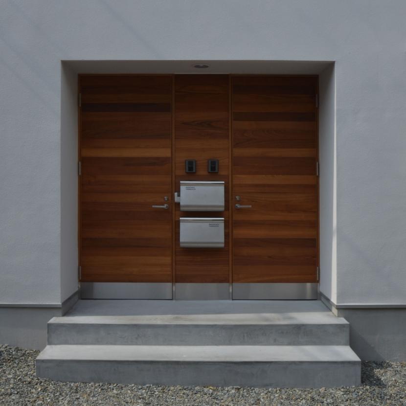 遠藤誠「徳丸Y邸-高密度でもゆとりある庭を配した二世帯住宅-」