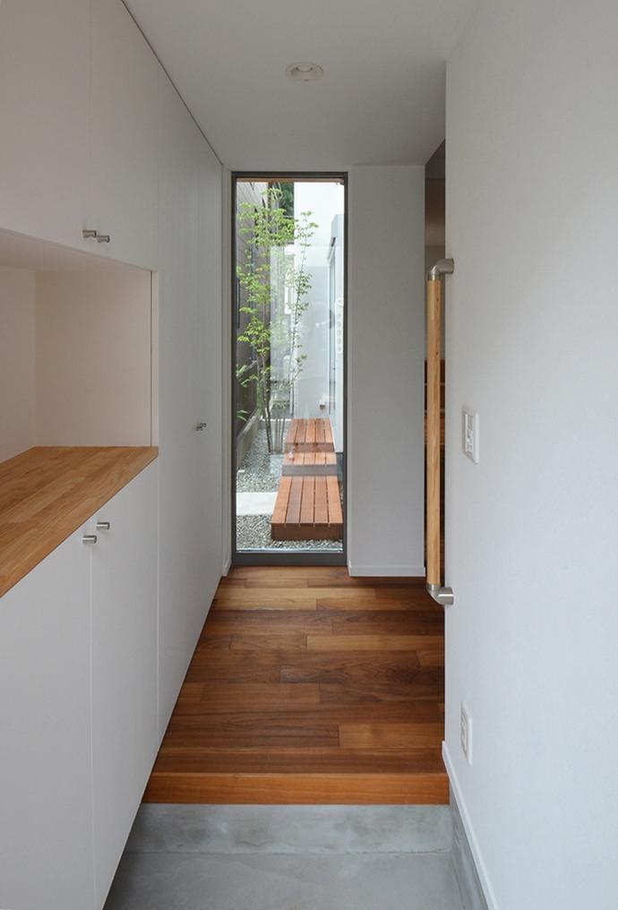 徳丸Y邸-高密度でもゆとりある庭を配した二世帯住宅-の部屋 徳丸Y邸04