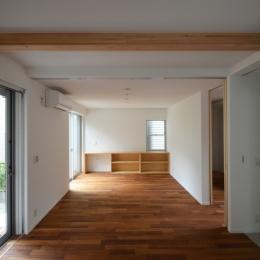徳丸Y邸-高密度でもゆとりある庭を配した二世帯住宅- (徳丸Y邸05)