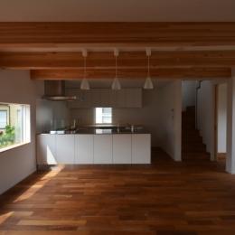 徳丸Y邸-高密度でもゆとりある庭を配した二世帯住宅- (徳丸Y邸07)