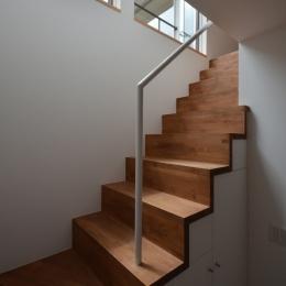 徳丸Y邸-高密度でもゆとりある庭を配した二世帯住宅--徳丸Y邸08