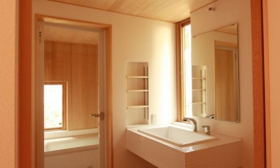 米沢の家/自然素材のエコハウス
