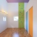 七川 淳の住宅事例「House-MSD【 White Rainbow-白虹- 】」