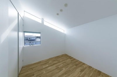 House-KNMR【 Lberg 】 (シンプルな寝室)