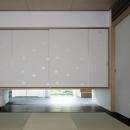 ミッドセンチュリーテイスト 成城にてゆったりと住まうの写真 和室