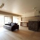 京都市Y様邸の写真 見晴らしの良い大空間