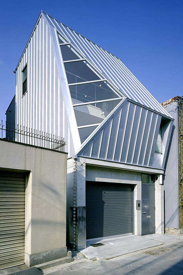 建築家:高草大次郎「大阪市阿倍野区 S様邸」