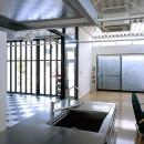 貝塚市 T様邸の写真 ガラス張りの空間