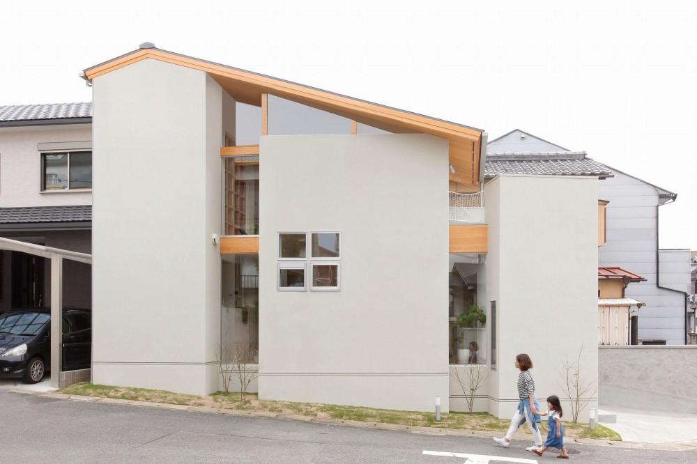 山科の家 (外観)