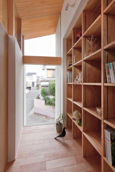 本棚 (山科の家)