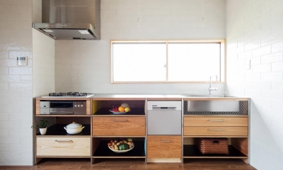 堺のキッチン