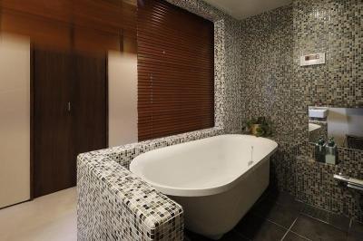 バスルーム (スムーズなプランのやりとりで 超快適なシングル仕様に)