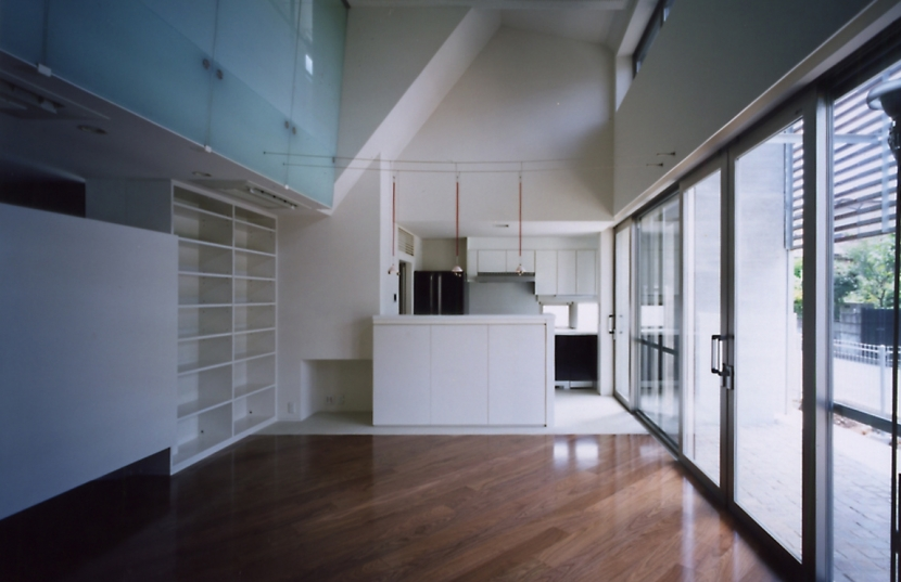 House in Hibarigaokaの写真 リビングルーム